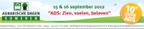 Agrarische dagen Someren 15 en 16 september 2012